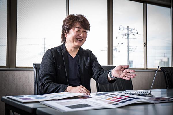 代表取締役社長 佐藤 達明